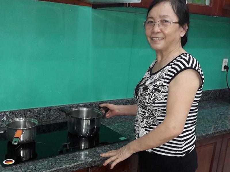 5 lý do dùng bếp từ chefs